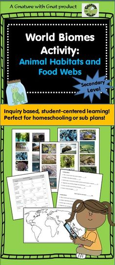 an introduction to desert biomes Introduction this teacher's guide provides information to help you get the most out of desert biomes,one program in the five-part series biomesthe contents of this guide allow you to prepare your students before viewing the.