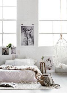 193 Best Scandinavian Bedrooms Images On Pinterest Bedroom Ideas