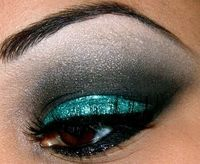 White Lily, Azure, Silver Satin, Black Pearl and Glitter Injections Ocean Dreams (Lit Cosmetics Cayman)