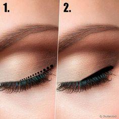 Como fazer delineado para olhos caídos: confira a dica e aprenda!