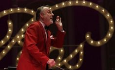 Erich Kunzel went from being Max Rudolf's assistant to a world famous guest conductor and leader of the Cincinnati Pops Orchestra. He usually wore a red sports coat on the podium, and the audience loved him.