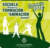 La Escuela Municipal de Formación y Animación Juvenil de Valladolid comparte con nosotros nuestras instalaciones...