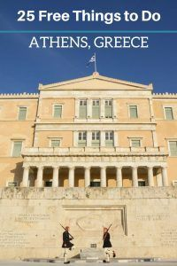 25 Free Things to Do in Athens - Travel Greece Travel Europe