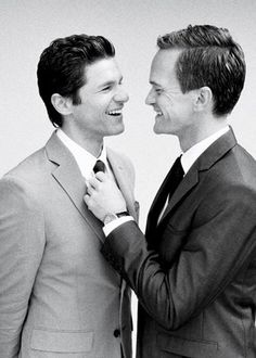 Neil Patrick Harris & David Burtka are the perfect couple, the perfect people.