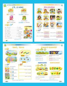 Italian Vocabulary, Kids And Parenting, Montessori, Anna, Language, Education, Spanish English, Learning Italian, Autism