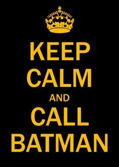 keep batman
