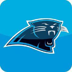 Carolina Panthers Counted Cross Stitch Pattern PDF ~EMAIL ONLY~