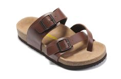 Men's Birkenstock Mayari Sandals Brown  $48.71