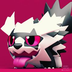 I Made a Cute Galarian Zigzagoon Ghost Pokemon, Pokemon Funny, Pokemon Fan Art, Cool Pokemon, Cute Pokemon Pictures, Cute Pictures, Best Pokemon Team, Cute Pokemon Wallpaper, Pokemon Fusion