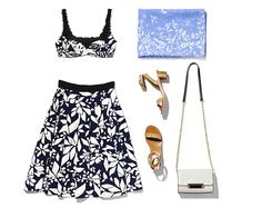 Go For It: The Cut-out Floral