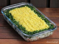 Sałatka biesiadna Macaroni And Cheese, Grilling, Grains, Salads, Food And Drink, Rice, Vegetables, Cooking, Ethnic Recipes