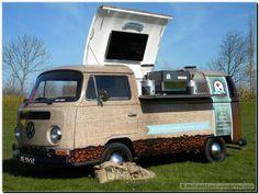 Coffe Bus / la quiero #coffeloversclub