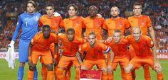 2014 Netherlands National team,  Placed third.