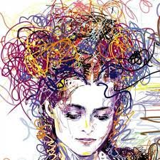 Vivid colours and energetic, expressive marks. Commission a bespoke portrait by internationally recognised illustrator Antoinette Fleur, inspired by your photographs, delivered straight to your door in 2/3 weeks.