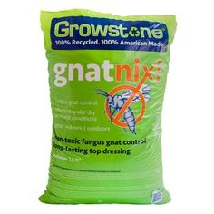 Growstone 714241 Gnat Nix Garden Border Edging, 1.5 cu. ft. * A special product just for you. See it now! : Gardening Supplies