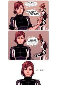 Mass effect, I should go/Let it Go