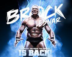 Brock Lesnar forever !