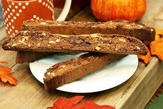 Hot Cocoa Hazelnut Biscotti | In The Kitchen With Honeyville