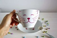 Tazas de desayuno DIY: Ideas originales (Foto 18/39) | Ella Hoy