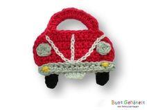 Auto Mini rot
