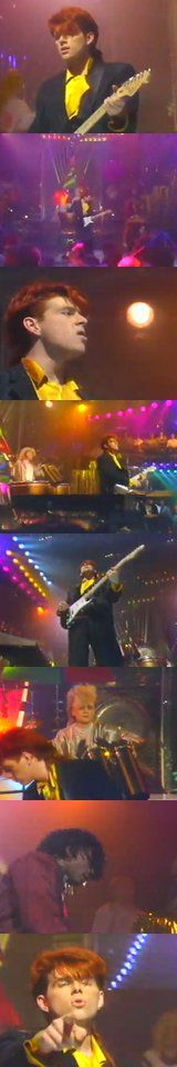 Watch Thompson Twins Doctor Doctor - Celtiemama on Dailymotion Thompson Twins, New Wave, Waves, Singer, Band, Concert, Music, Musica, Sash