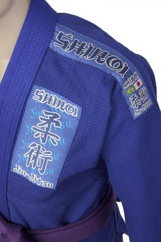 Marca keiko indicada para praticantes jiu jitsu ponteira for Interno 95
