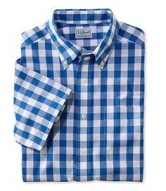 Wrinkle-Free Vacationland Sport Shirt