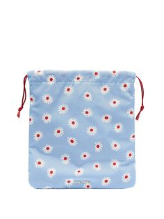 Daisy-print drawstring nylon make-up bag   Miu Miu   MATCHESFASHION.COM 56171634a1