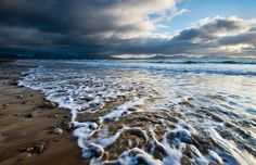 'A Change In Seasons' - Newborough Beach, Anglesey  by Kristofer Williams