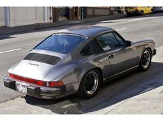 1986 PORSCHE 911 CARRERA 930 2+2 COUPE 3.2-liter Gray