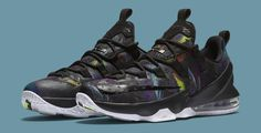 Nike LeBron 13 Low Birds of Paradise | Sole Collector