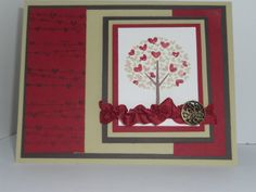 stampin up valentine card ideas - Google Search