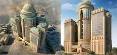 Hotel terbesar dunia Abraj Kudai di Makkah - http://malaysianreview.com/124490/hotel-terbesar-dunia-abraj-kudai-di-makkah/