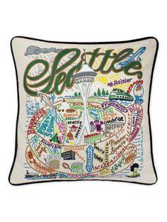 City Pillow - Seattle