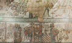 L'abbazia di San Colombano è stata fondata da San Colombano nel 614 a Bobbio, in provincia di Piacenza. Essa fu per tutto il Medioevo uno dei più importanti centri monastici d'Europa, facendone fra il VII ed il XII secolo una Montecassino dell'Italia settentrionale; infatti è resa famosa dallo scriptorium, il cui catalogo comprendeva oltre 700 codici e che dopo la dispersione in altre biblioteche conservò 25 dei 150 manoscritti più antichi della letteratura latina esistenti al mondo.