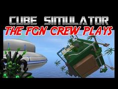 The FGN Crew Plays: Roblox - Cube Simulator (PC) - YouTube