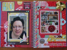"March - ""My birthday"" Happy Mail, 40th Birthday, March, Inspired, Inspiration, Biblical Inspiration, Merry Mail, 40 Birthday, Inspirational"