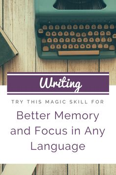 If you think writing routines are for advanced learners only, think again! Here are some simple tips you can use at any level. Learn Russian, Learn French, Learn English, Good Vocabulary, Vocabulary Games, Foreign Language Teaching, Learn A New Language, French Numbers, Improve Your Handwriting