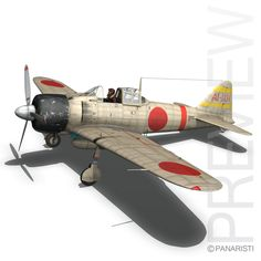 Mitsubishi A6M2 Zero - Carrier Akagi