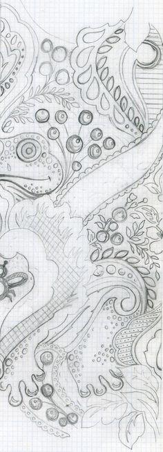 tula pink textile design
