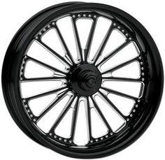 Harley Davidson Billet wheel RSD contrast cut Softail Bagger 180 conversion new | eBay