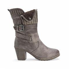 Muk Luks Women's Hedy Faux Boots