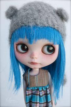Sweet doll..
