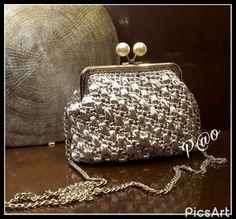 Silver bag 😍