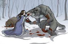 So I'm sick of all these vampire romances, I've always liked werewolves more. Unfortunately this semi recent movie Red Ridding hood took my awesome werewolf romance idea and fucked it up. So I have...