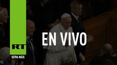 EN DIRECTO: el histórico mensaje del papa Francisco al Congreso de EE.UU.