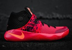 """The Nike Kyrie 2 """"Inferno"""" Releases Tomorrow - SneakerNews.com"""