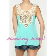 Coming soon to Sta-Glam!