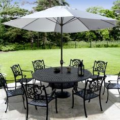 Shop Umbrellas, Furniture, Heaters and more!