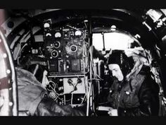 Wireless Operator station in an RAF Avro Lancaster bomber. My dad's seat.